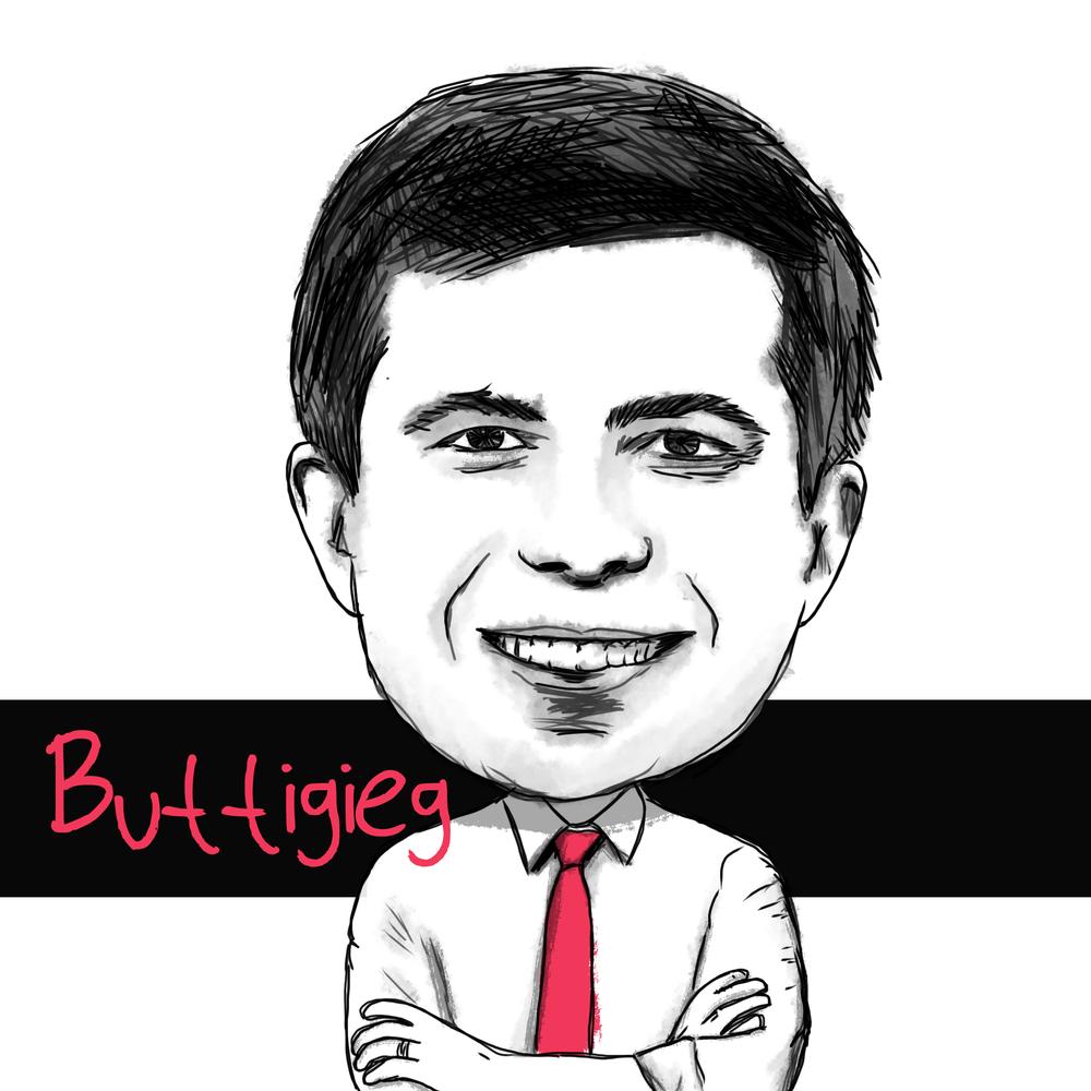 Mayor Pete - Pete Buttigieg For America - https://www.peteforamerica.com/