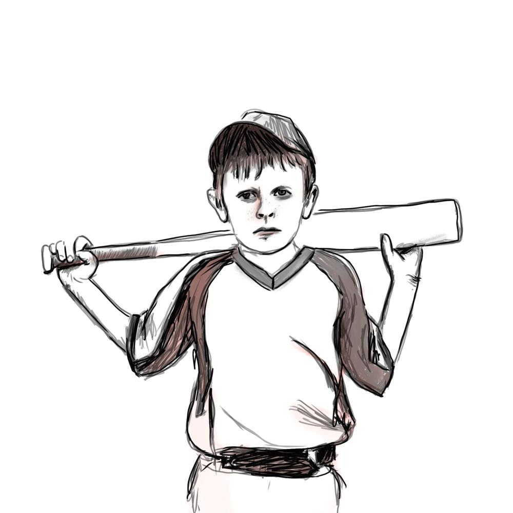 Matthew - Throw-back tough guy