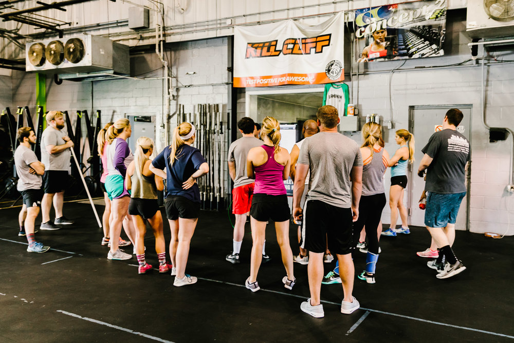Programs and classes - Find accountability, camaraderie, and results.
