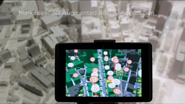AUGMENTED REALITY CITY   BEDROCK