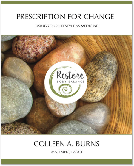 Prescription for Change by Colleen A. Burns