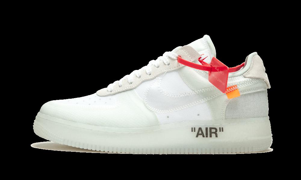 d8d255c6ae4c8 Nike x Off White Air Force 1 Low — Sirius Kicks