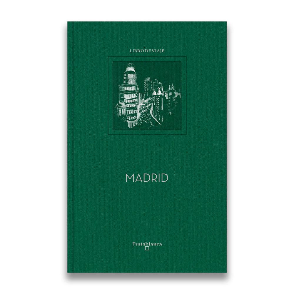 Madrid - Libro de Viaje