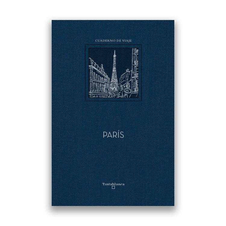 Cuaderno de viaje - París