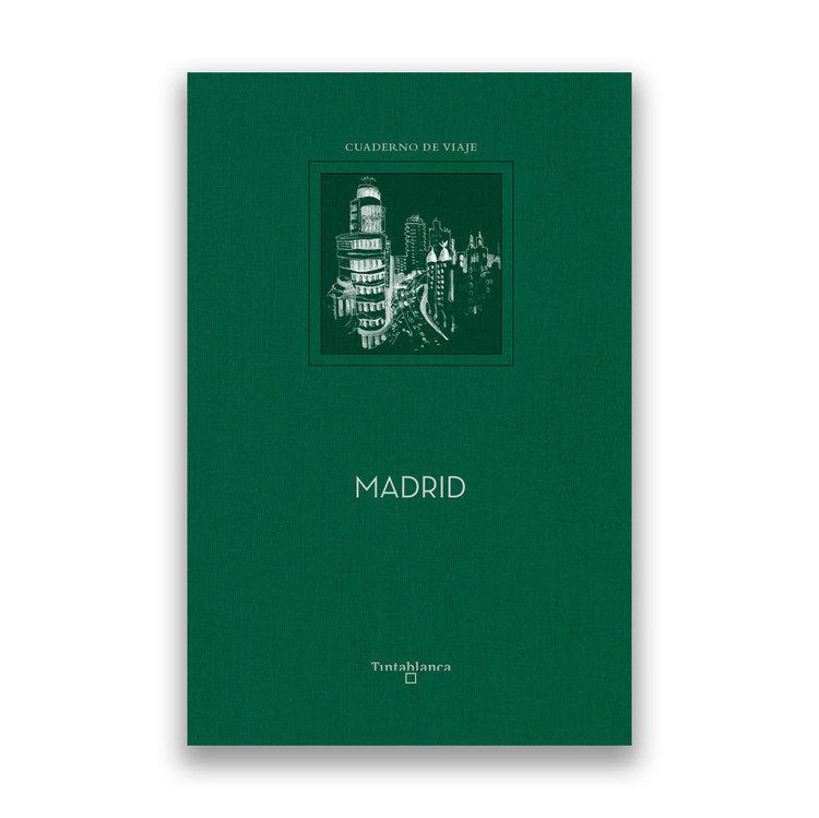 Cuaderno de viaje - Madrid