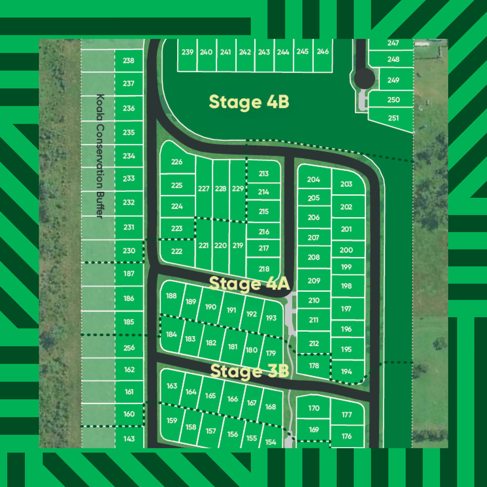 Find your future in our masterplan - Connecting residents to every convenience, while still conserving the natural beauty of our valley home, Rosewood Green has been planned to perfection to both maximise your lifestyle and return on your investment.With the average lot size in Rosewood Green over 600m2, you will find ample room to grow into your perfect lifestyle.