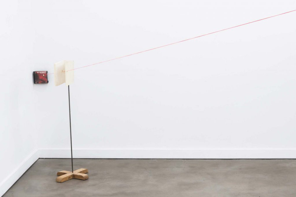 Trajectory, installation view, Western Exhibitions