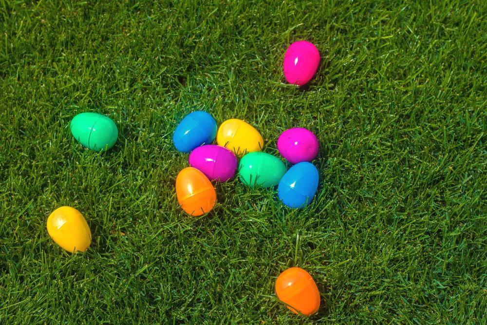 Easter Egg Hunt -