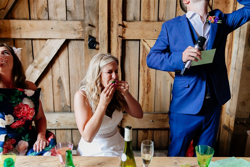 what happens if you're ill on the day? - I am part of a large professional wedding photographer network, so in the worst case scenario it's more than likely we'll find someone with a similar style and standard on standby.
