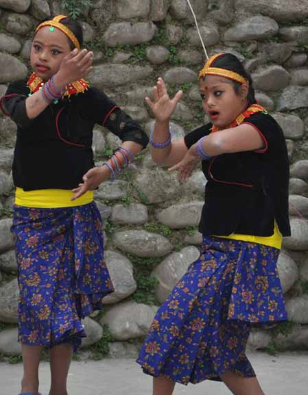 girls with down syndrome performe nepali folk dance lo-res.jpg