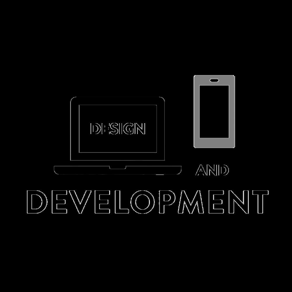 Design & Development Icon
