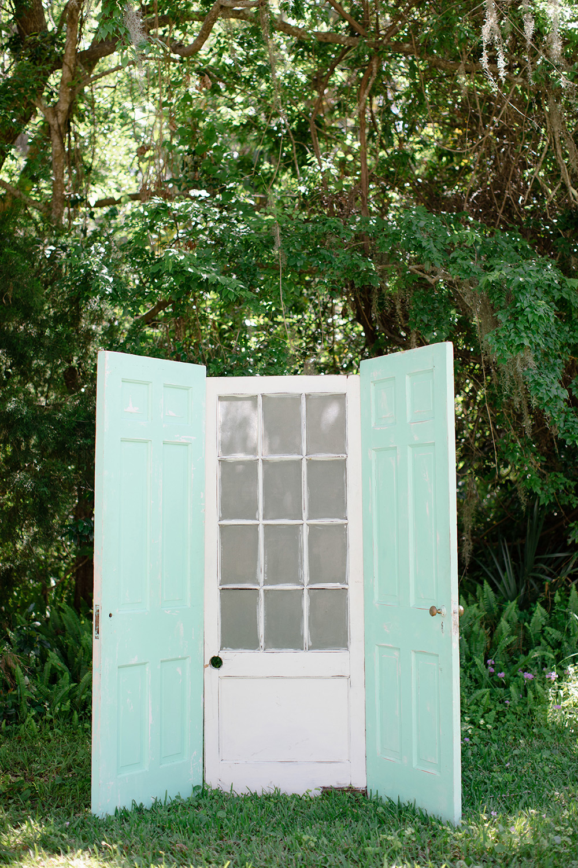 Sweeney Doors Backdrop