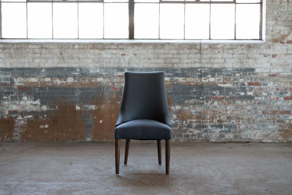 Dean Chair in Grey