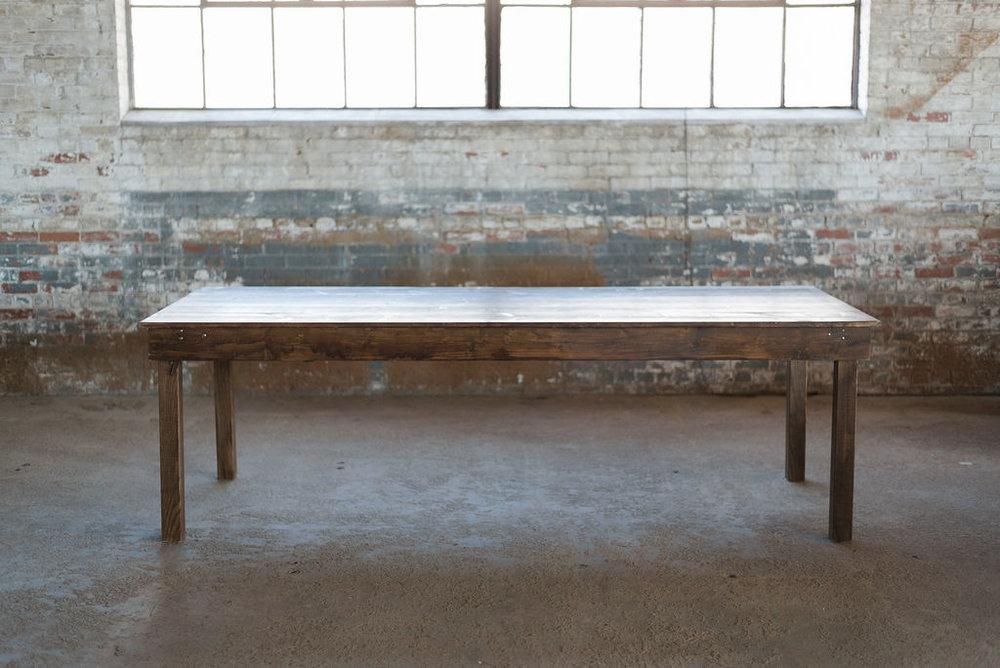 Ryne Farm Table - Wood