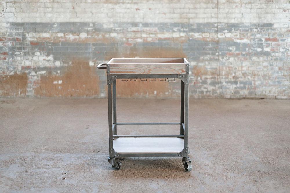 Franlin Tea Cart