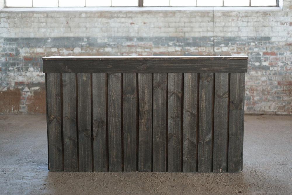 Guthrie Bar Petite - Wood Rustic