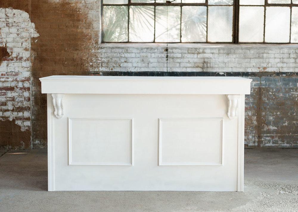 Plantation Bar - White