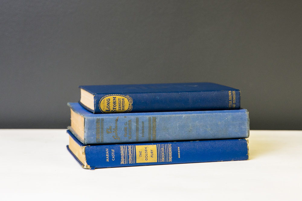 Books - Blues