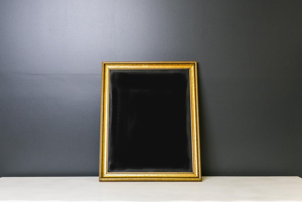 Matilda Small Chalkboard 22 x 18