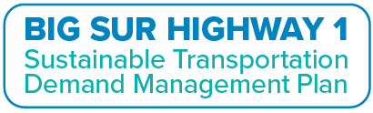 Big Sur Highway 1 Sustainable Transportation Demand Management Plan