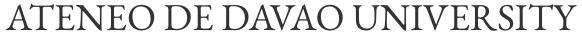 AdDU Logo Type