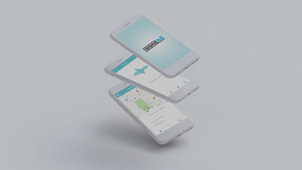 WondAR - AR Experience, Platform Discovery