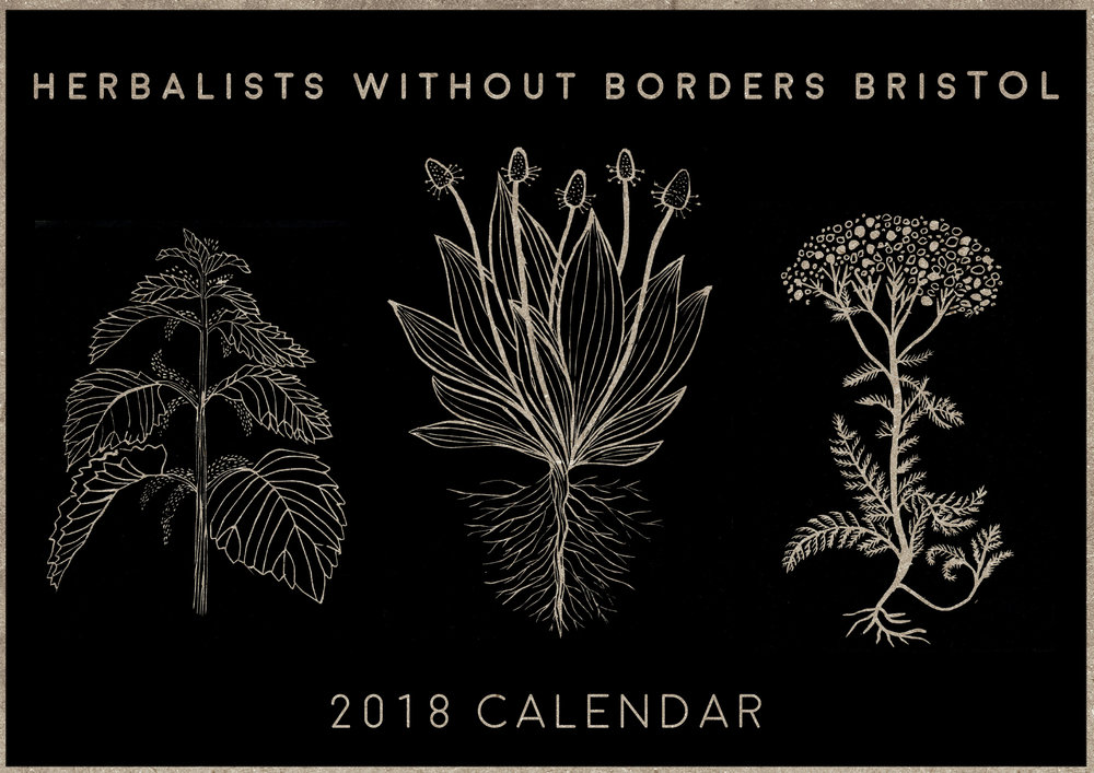 Herbalists Without Borders Calendar
