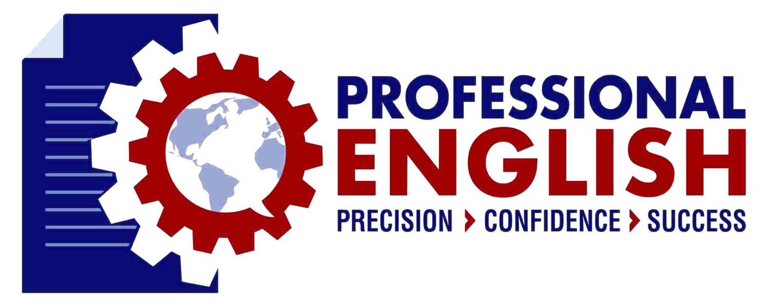 Professional English Training | Professional English, Inc.