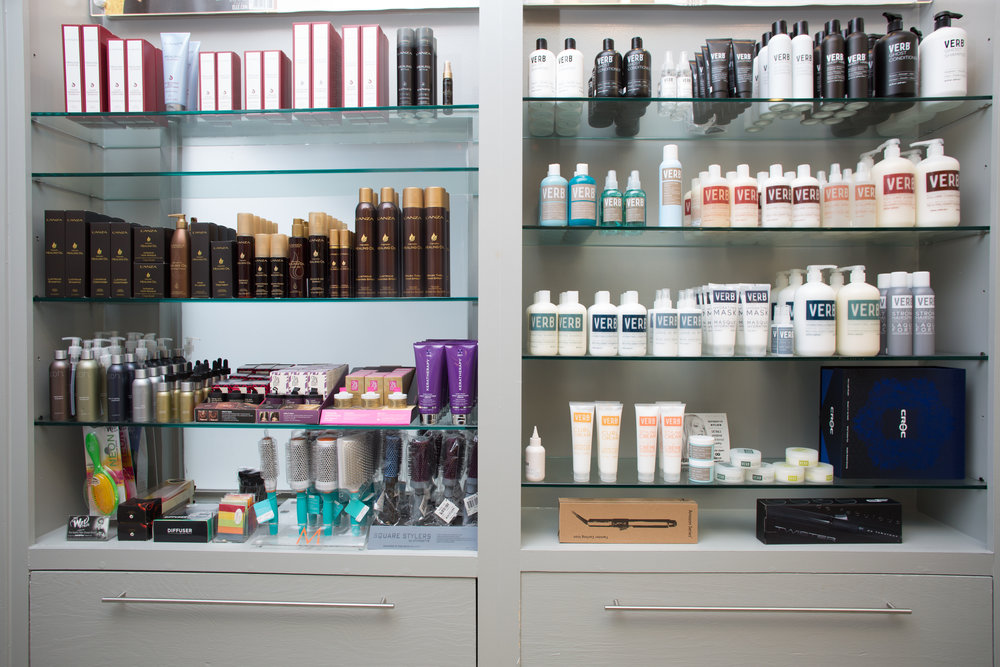 Products We Use -