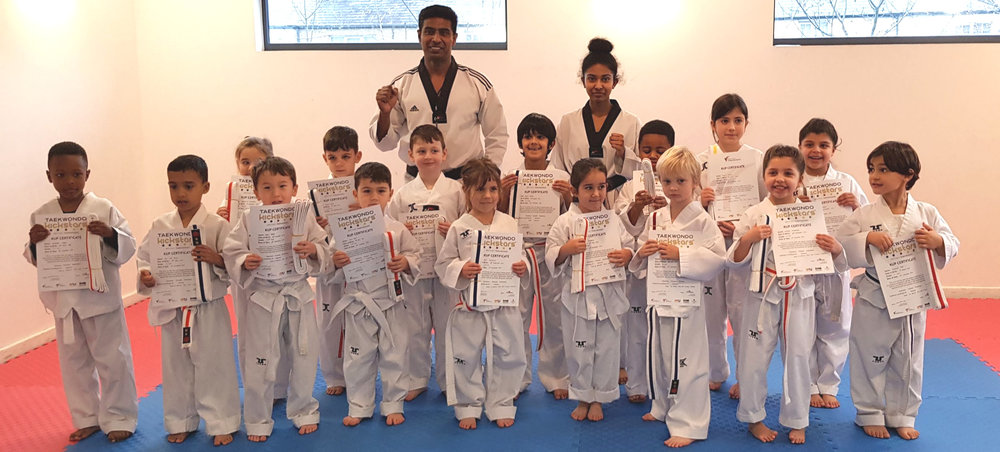 KickStars Program (age 4-7) -