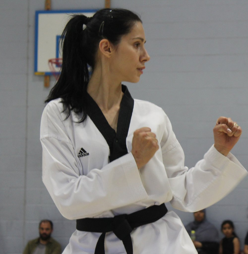 Doruta Prelipceanu - INSTRUCTORTaekwondo 1st Dan Black Belt (Kukkiwon Korea)· CRB (enhanced) Checked· Safeguarding Course· BTCB fully licensed and insured instructorQualified Kyorugi corner judgeQualified Poomsae judgeTaekwondo champion in Poomsae and KyorugiFirst Aid Qualified
