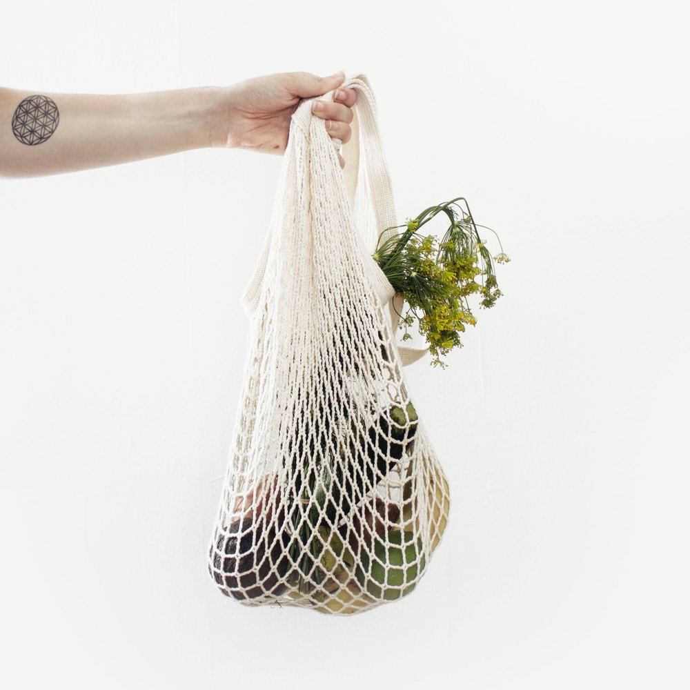 awareness - Many people today are aware of not using plastic bags when buying food and other, more environment friendly bags are being more common. But how environment friendly the products inside the bag are is forgotten.