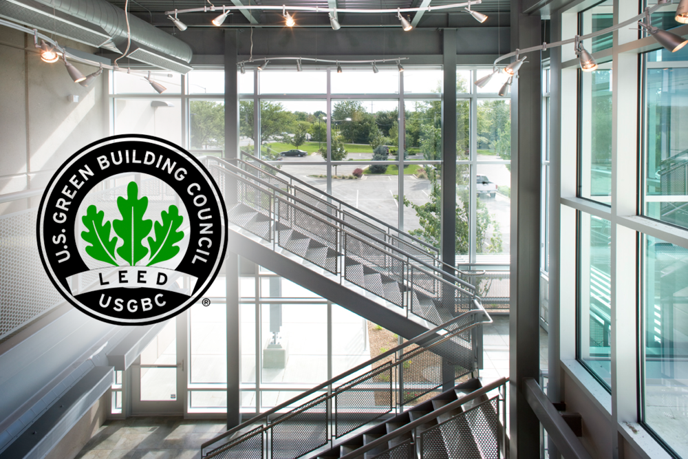 LEED - We promote the importance and significance of green building practices throughout the company, encourage LEED® (Leadership in Energy and Environmental Design) accreditation among our employees, and incorporate these principals into our general contracting, design-build and management services.Green Building Practices can substantially reduce or eliminate negative environmental impacts while improving existing non-sustainable design, construction and operational practices. As an added benefit, green design measures reduce operating costs, enhance building marketability, increase worker productivity, and reduce potential liability resulting from indoor air quality problems. We are passionate about the entire green and sustainable process that makes it intrinsic to everything we do in order to deliver a higher quality facility and experience for our clients.Several of our experienced staff maintain LEED® Green Associate, LEED® AP and LEED® AP BD+C accreditation.To assist customers with developing and implementing the best strategy to meet environmental and business goals, we combine experienced personnel with collaborative methodology and custom tools to achieve sustainable success. We also offer a wide variety of high-performance green building services tailored to fit the specific needs of any client and are are prepared to deliver the most innovative services to move businesses forward. We understand firsthand what our owners need, and we leverage our technical and green expertise to deliver. Through our leadership we help facilitate projects seeking LEED® certification starting with Design Charrettes and throughout the construction and commissioning process. We help ourselves and the entire team focused on the projects vision, goals and strategies to make sure they are accomplished.