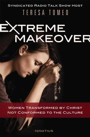 """""""Tomeo knows the pressures and dishonesties facing women in modern American culture from firsthand experience, and she leads women to Jesus Christ with compelling personal testimonies and uncommon persuasive skill.""""    -Most Reverend Charles Chaput , Archbishop of Philadelphia"""