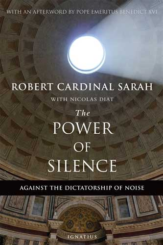"""""""Cardinal Sarah provides an incomparable help to contemporary man, so that he may practice the silence which is necessary to hear the voice of God and so to know himself and the world in their deepest truth, beauty, and goodness.""""  —Cardinal Raymond Burke , Author,  Hope for the World"""