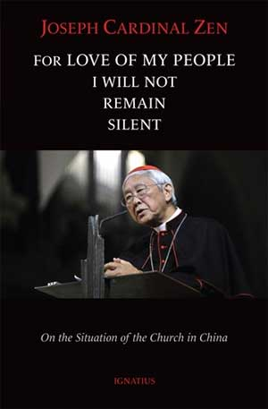 """Cardinal Joseph Zen is one of the great witnesses of the twenty-first-century Church. His thoughts on the future of Catholicism in China should be taken with the utmost seriousness by anyone who cares about the New Evangelization in the spiritual desert of the world's largest country.""  — George Weigel,  Author,  The Fragility of Order: Catholic Reflections on Turbulent Times"