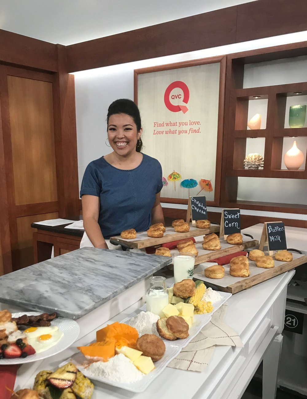QVC sold-out airing, 2018