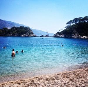 blue lagoon olu deniz