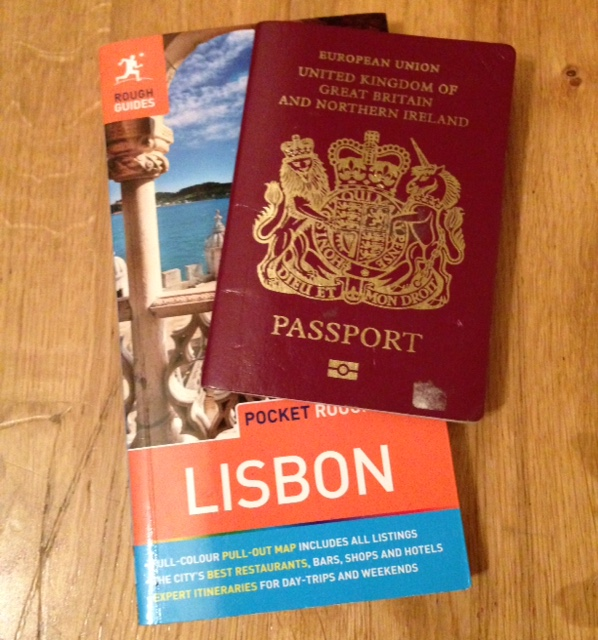 guide book passport