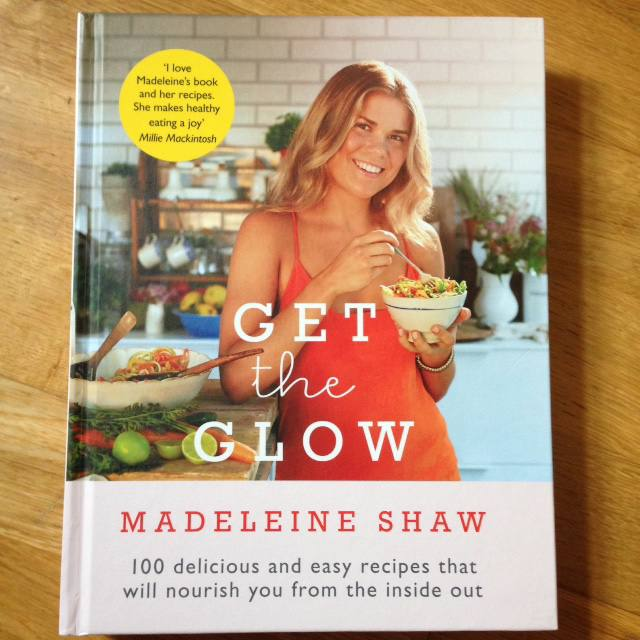 madeleine shaw get the glow review