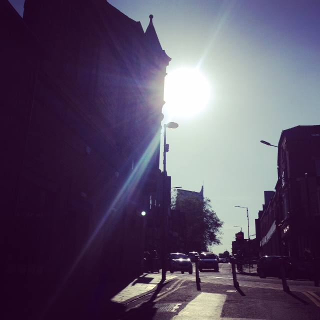 sunshine merrion street
