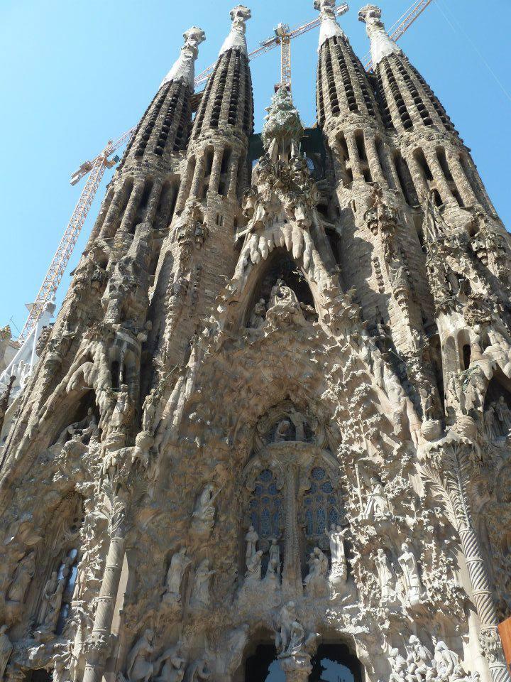 european city break barcelona