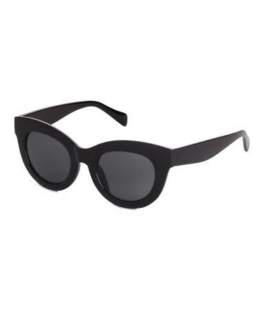 hm cateye sunglasses