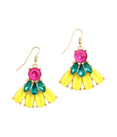 hm large earrings