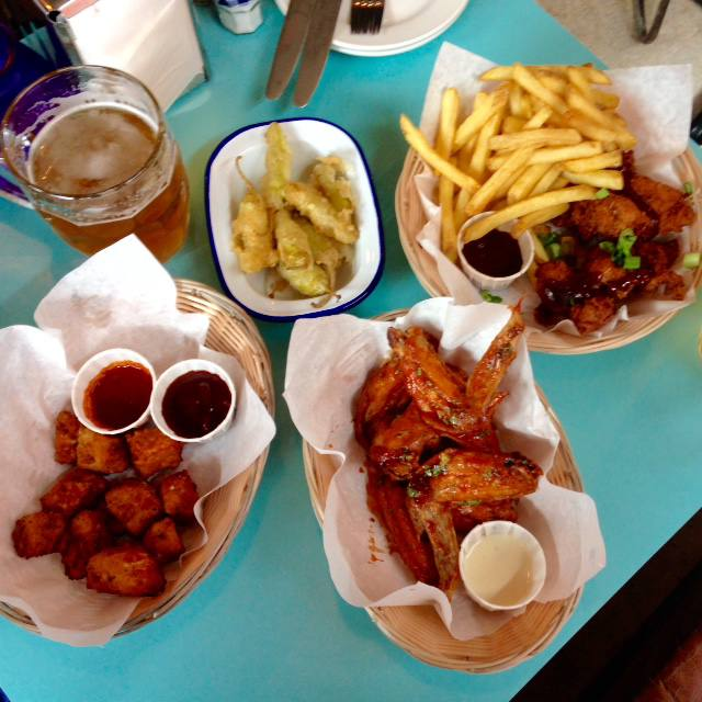 yard and coop manchester fried chicken