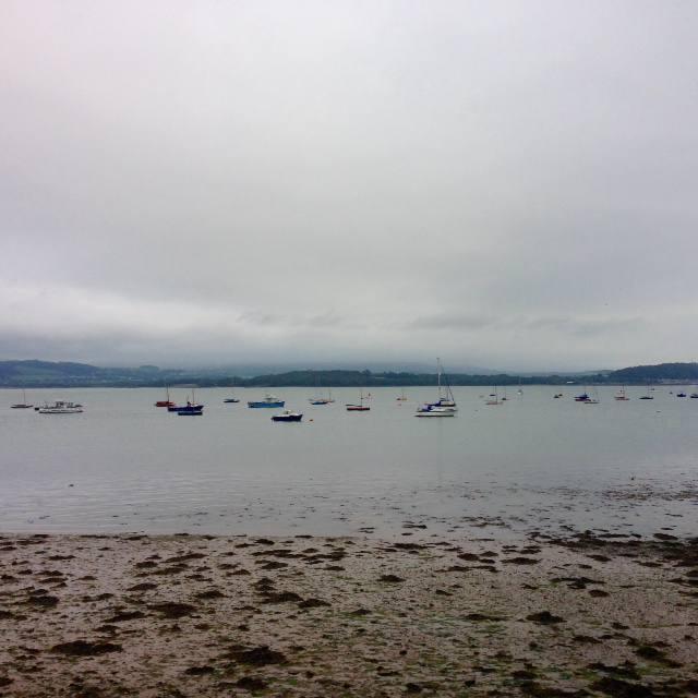 anglesey coast sailboats