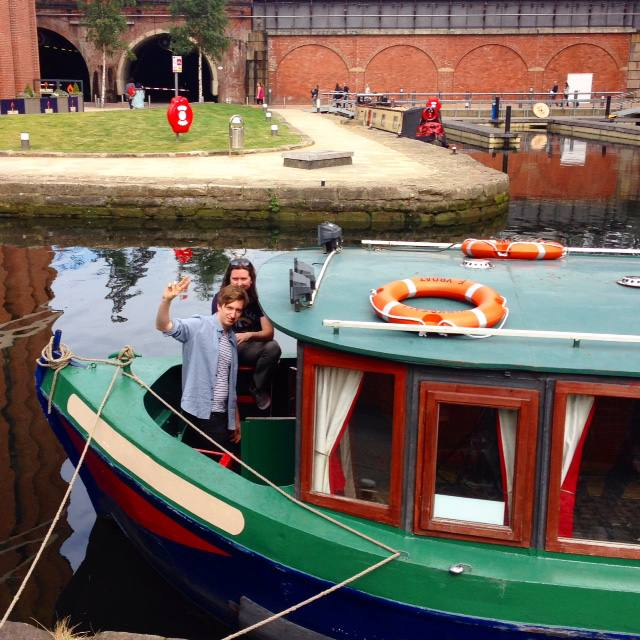 leeds liverpool canal hide and seek boat party