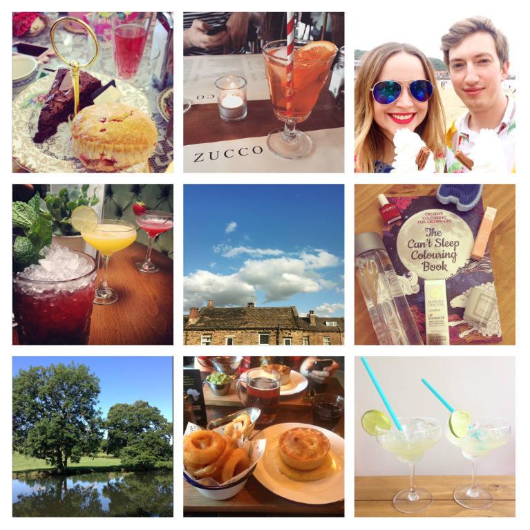 july instagram round up