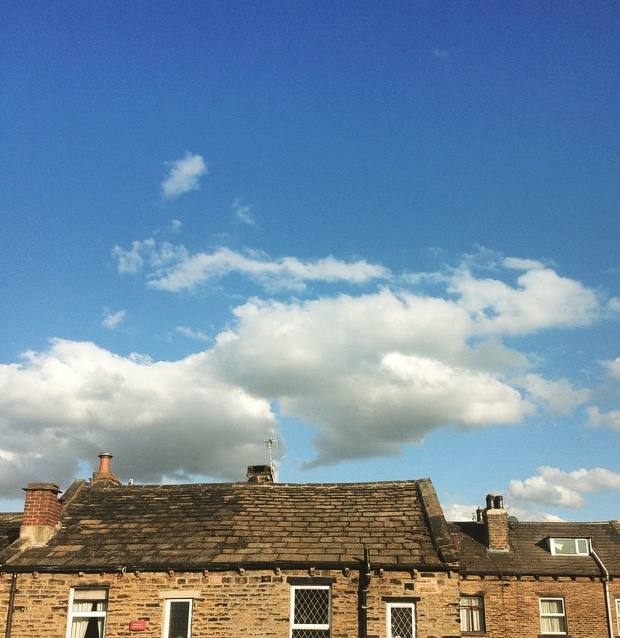 yorkshire terraced house