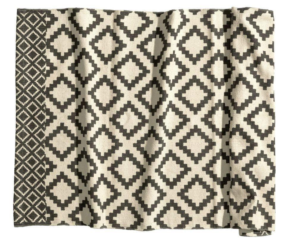 cotton rug h&m